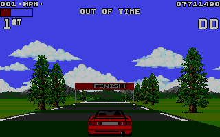 Thumbnail of other screenshot of Lotus Turbo Challenge 2