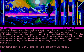 Thumbnail of other screenshot of Curse of Rabenstein, The