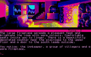 Screenshot of Curse of Rabenstein, The