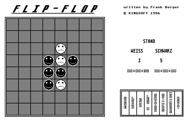 Screenshot of Flip Flop