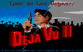 Thumbnail of other screenshot of Deja vu 2 - Lost In Las Vegas
