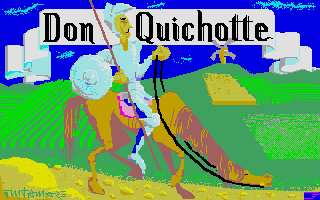 Thumbnail of other screenshot of Folle Lecture de Don Quichotte, La