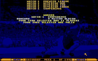 Thumbnail of other screenshot of Premier Manager