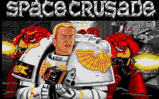 Thumbnail of other screenshot of Space Crusade