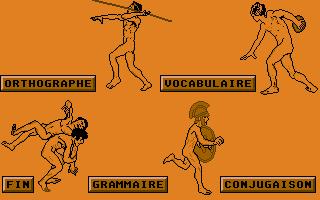 Screenshot of Français 4-3