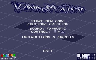 Thumbnail of other screenshot of Randomazer