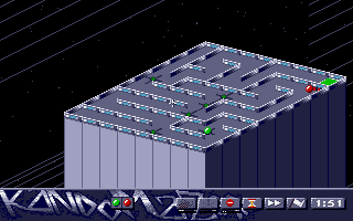 Screenshot of Randomazer