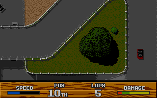 Thumbnail of other screenshot of Super Cars II