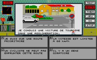Screenshot of Code Route
