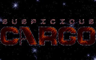 Screenshot of Suspicious Cargo