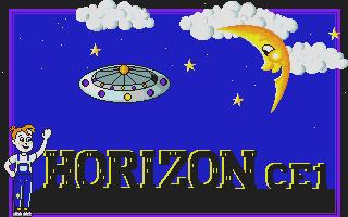 Screenshot of Horizon CE1