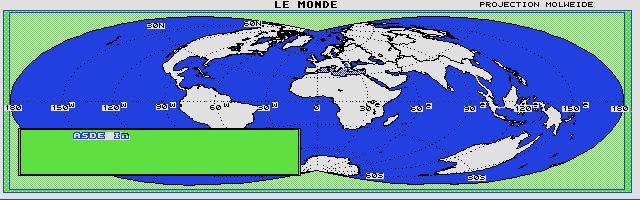 Screenshot of Géographie - Votre Atlas Électronique