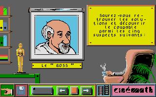 Screenshot of Bosse des Maths 2nde, La