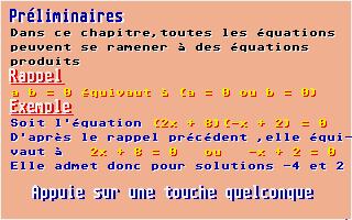 Thumbnail of other screenshot of Maths 3