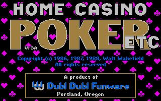 Thumbnail of other screenshot of Home Casino Poker Etc