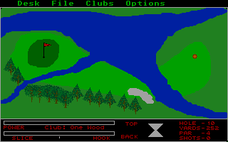 Thumbnail of other screenshot of Hole In One Golf