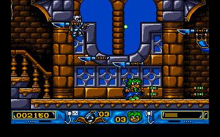 Screenshot of Video Kid