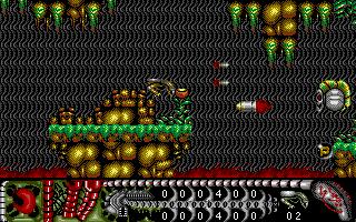 Thumbnail of other screenshot of Alien World