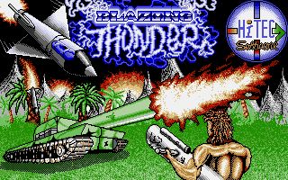 Thumbnail of other screenshot of Blazing Thunder