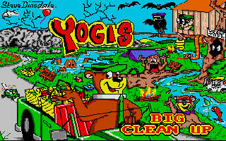 Thumbnail of other screenshot of Yogi's Big Clean Up