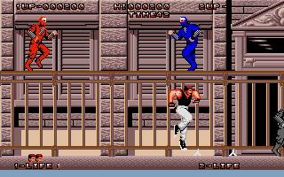Thumbnail of other screenshot of Dragon Ninja