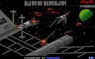 Screenshot of Warhawk