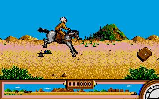 Screenshot of Back to the Future III