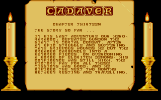 Thumbnail of other screenshot of Cadaver