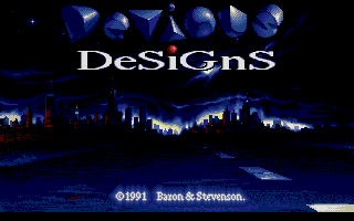 Thumbnail of other screenshot of Devious Designs