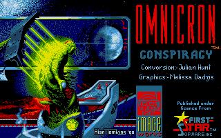Screenshot of Omnicron Conspiracy