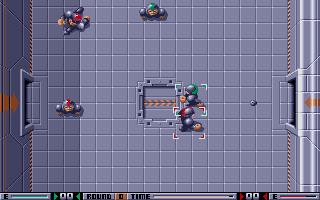 Screenshot of Speedball