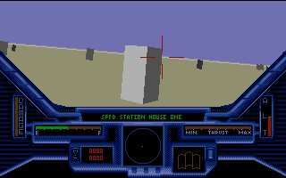 Screenshot of Killing Cloud, The