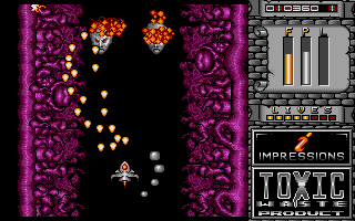 Screenshot of Chariots of Wrath