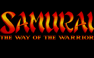 Thumbnail of other screenshot of Samurai - The way of the warrior