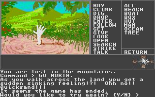 Screenshot of Mindshadow
