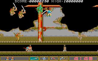 Thumbnail of other screenshot of Ninja Spirit