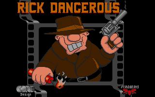 Thumbnail of other screenshot of Rick Dangerous