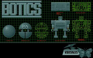 Screenshot of Botics