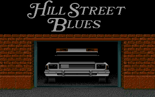 Screenshot of Hill Street Blues