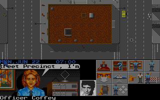 Screenshot of Hill Street Blues