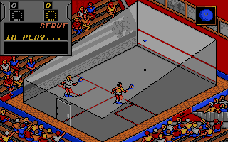 Thumbnail of other screenshot of Jahangir Khan's World Championship Squash