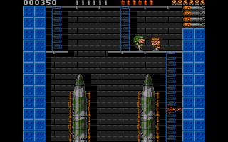Screenshot of Rick Dangerous