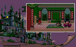 Screenshot of Iznogoud