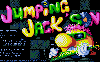 Thumbnail of other screenshot of Jumping Jack'son