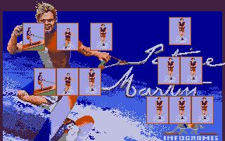 Thumbnail of other screenshot of Championship Water-Skiing