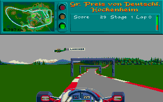 Screenshot of Vroom Datadisk