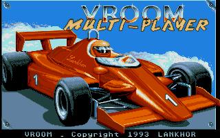 Screenshot of Vroom Multi-Player
