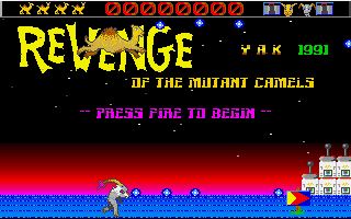 Thumbnail of other screenshot of Revenge of the Mutant Camels