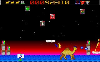 Screenshot of Revenge of the Mutant Camels