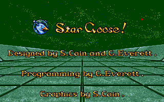 Thumbnail of other screenshot of Star Goose!